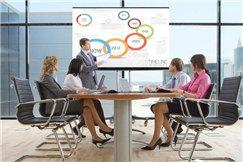让会议变得简单 商务投影助力高效办公