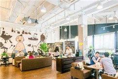 成都的共享办公室颠覆了传统办公室理念,拥有很好的前景
