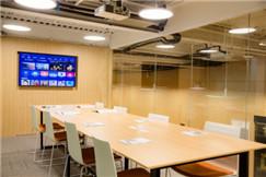 智慧办公新体验!荣耀智慧屏PRO X优客工场智慧体验间正式上线