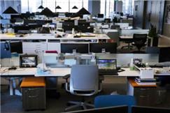 公司租户是否正在重新制定办公空间战略以应对当前局势的困扰