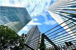 企业进阶首选——前海·南山约1400㎡整层总部办公
