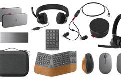 联想推出 Lenovo Go 办公新品 键鼠扬声器和耳机应有尽有